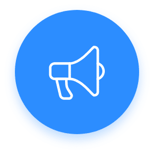 Marketing Digital, mercadeo digital, bocina, parlante logo