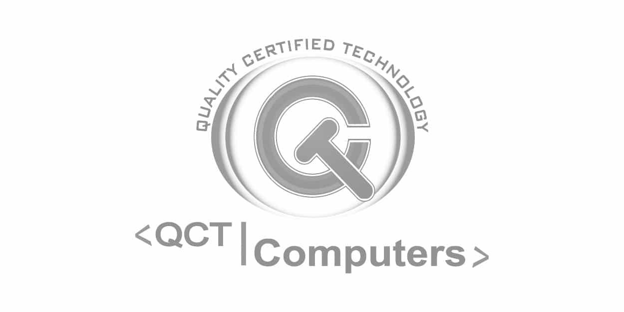 QCT Computers, Logo, webcion